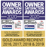 Practical Motorhome Awards Winners