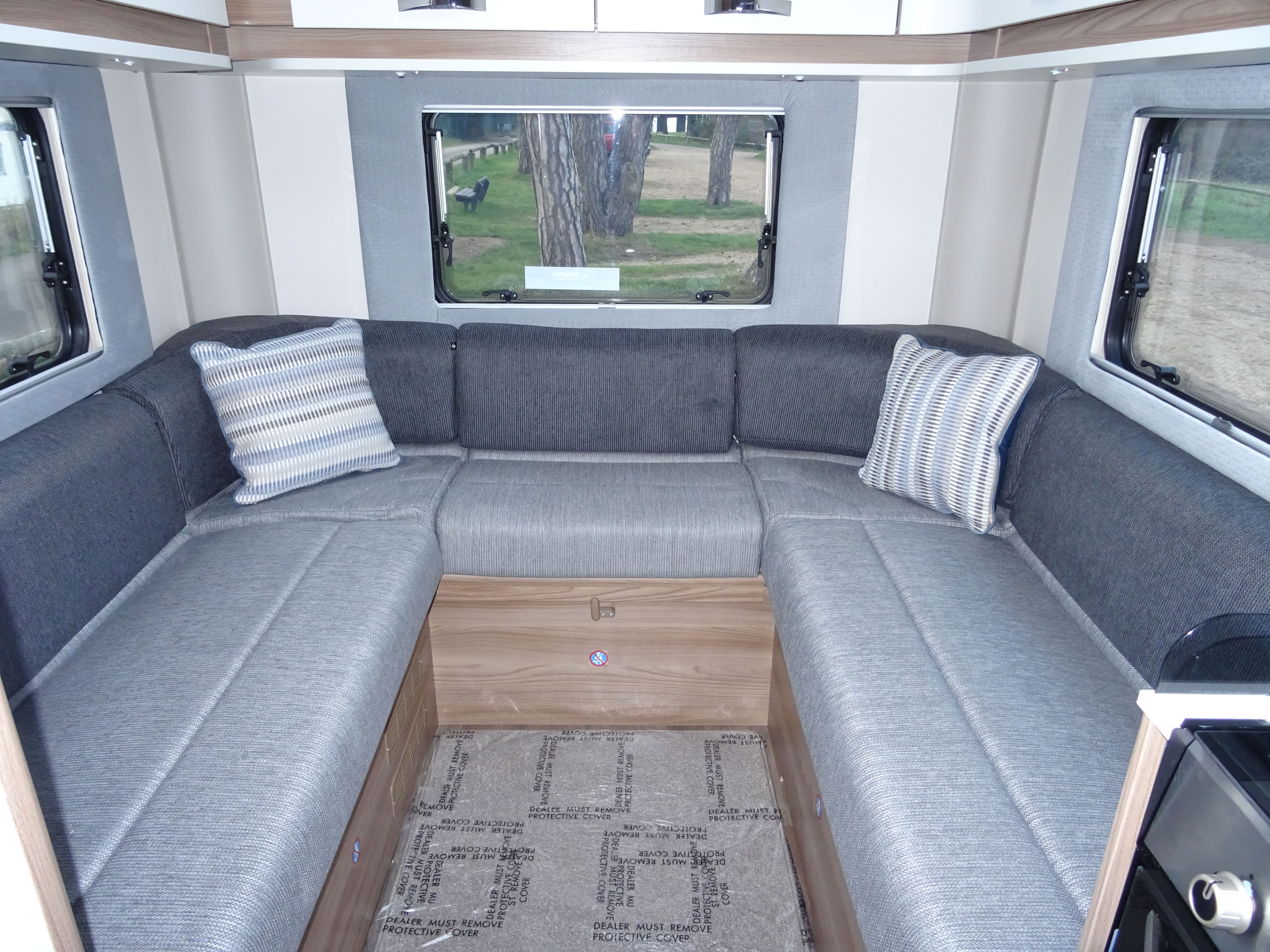 Swift Spirit Motorhomes - Exclusive range available at
