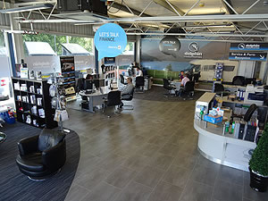 Hampshire Showroom